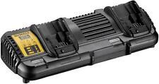 Dewalt - DCB132-GB - Xr Dual-port Multi-voltage Battery Charger