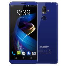 Cubot X18 Plus 4G Android 8.0 SmartPhone 4GB+64GB 16MP+8MP 4000mAh Mobile Phones