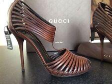 Gucci Sandals Size IT39 UK6 RRP 800GBP
