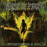 CRADLE OF FILTH Damnation And A Day CD BRAND NEW