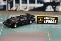 Lamborghihi Countach LP500S 1:100 Racing Car Model Diorama Cake Topper K1034_G