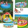 Baby Toddler Paddling Pool Child Mini Inflatable Kids infants Summer Fun Garden