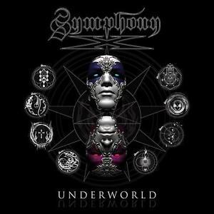 SYMPHONY X Underworld (2015) 11-track CD album NEW/SEALED