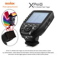 Godox XProO TTL Wireless Flash Trigger for Olmpus PEN Panasonic DMC Camera Light