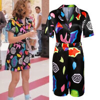 Stranger Things 3 Eleven Cosplay Costume Halloween Party Costume Jumpsuit
