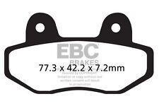 FIT KIOTI/ MECHRON 2240 UTV (Side x Side) 14>15 EBC Organic Pad Set Rear Right