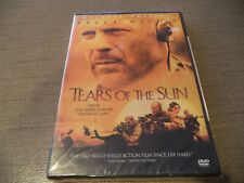 NEW!!!   Tears of the Sun (Special Edition) DVD w/ Bruce Willis