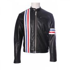 Chaqueta hombre moto retro cafe racer de piel Osx Fonda biker jacket