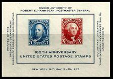 USA. Centenary International Philatelic Exhibition. 1947. Scott 948. MNH (BI#24)