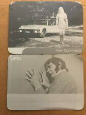 UFO SERIES 2: PRINTING PLATE PAIR: FRONT & BACK OF BASE CARD 23 #2
