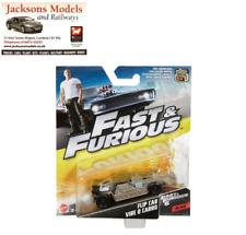Hot Wheels FCF38 Custom Flip Car Fast & Furious 6 Mattel 2017 1:55 Scale