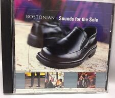 Bostonian Sounds for the Sole CD