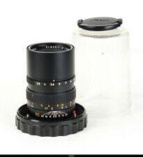 Lens Elmarit M 2,8/90mm E46  for Black  Leica M