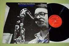 Bernt Rosengren Quartet, Quintet – Surprise Party, LP, DEN 1983, vg++