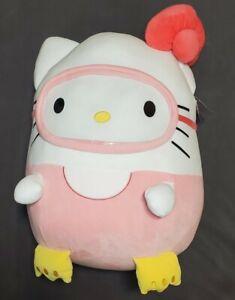 20 Inch Scuba Gear Hello Kitty Squishmallow