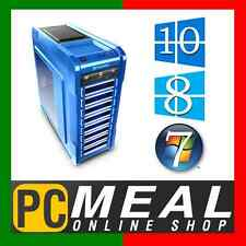 INTEL Core i5 7600 Max 4.1GHz GTX1050Ti 4GB 1TB 8GB Gaming Computer Desktop PC