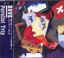 DOVE - PARALLEL TRIP - Japan CD - NEW 1990 J-POP J-ROCK