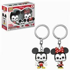 Figurines disney avec Mickey Minnie