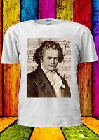 Ludwig van Beethoven Clasic Music T-shirt Vest Tank Top Men Women Unisex 1846