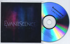 EVANESCENCE What You Want UK 1-trk promo test press CD