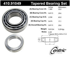 Wheel Bearing and Race Set fits 1999-2004 Jeep Grand Cherokee Liberty  CENTRIC P