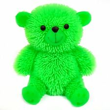 Flashing Puffer Teddy Bear Squidgy Sensory Toy - Fidget Stress Sensory Autism