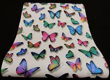 "05239-10)  schicke Papier Tapete ""Trendy Butterfly"" Schmetterlinge mit Glanz"