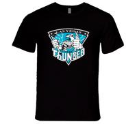 Las Vegas Thunder IHL T-Shirt - Short or Long Sleeve Golden Knights Hockey