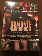 8 Blumhouse Horror Films Collection DVD Set
