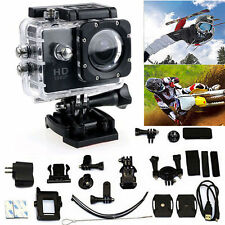 12MP SJ4000 HD1080P  Sports Helmet Action Waterproof Camera  As Go Professional
