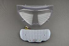 Feu arrière clair clignotant intégré tail light suzuki Bandit S N 1250 2006 16