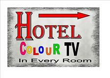 Vintage  Hotel  Sign Motel Retro Style Sign Kitchen Sign Hotel Sign
