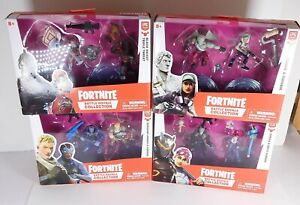 Fortnite Epic Games Battle Royale Collection 2 Figure Pack Select from List NEW