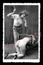 "nostalgisches Erotik-Kunst Foto "" SPANK 25""     sexy"