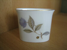 ROYAL WORCESTER 'BLUE POPPY' SPILL VASE