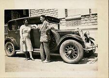 Auto Ancienne c. 1920 - 18