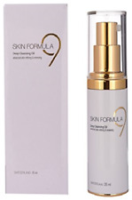 Skin Formula 9 Deep Cleansing Oil 25ml Perfect Cleanser For Dry & Sensitive Skin
