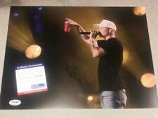 Kane Brown Country Music Signed Autographed 11X14 Photo PSA COA