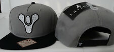 Destiny Sonic Weld Logo Video Game Snap Back Hat Nwt