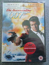 DIE ANOTHER DAY - JAMES BOND 007 SPECIAL EDITION - DVD - (NEW & SEALED)