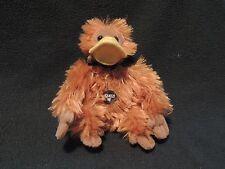 "Aflac Talking Orangutan 6"" New Rare Removable Duck Beak"