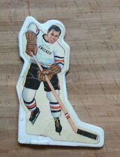 Vintage Munro Table Hockey Player- Chicago Black Hawks