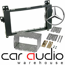 Mercedes Benz Vito W639 2006 - 2014 Van Stereo Double Din Fascia Panel CT23MB01A