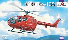 MBB Bo-105 << Amodel #72255, 1:72 scale