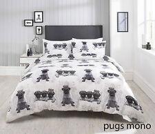 Duvet Cover Set & Pillow Cases, Olivia Rocco Reversible Bed Linen Quilt Sets