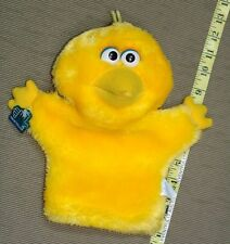 Big Bird Applause Sesame Street Hand Puppet Storytelling Plush Stuffed Animal