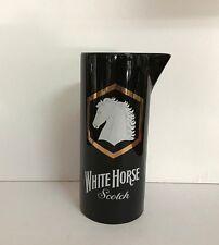 Vintage ~ WHITE HORSE SCOTCH WHISKEY PUB TAVERN PITCHER ~ WADE REGICOR ~ EUC