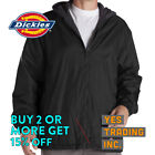 DICKIES WINDBREAKER WATERPROOF HOODED JACKET MENS JACKET RAIN COAT JACKET 33237