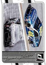 Jimmie Johnson 102 2017 Donruss NASCAR Racing Dual Car