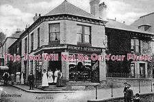 CO 250 - Lostwithiel, Restaurant, Cornwall c1909 - 6x4 Photo